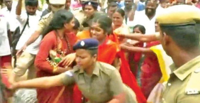 Nithyananda followers thrown out of Thiruvannamalai 'encroachment'
