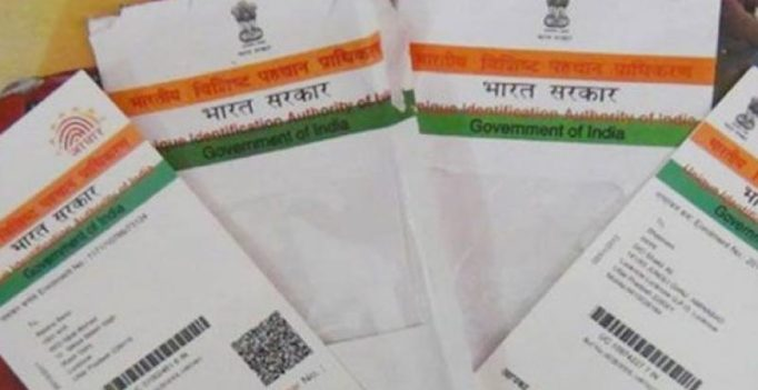 FIR lodged over fake letter stating action against properties not linked with Aadhar