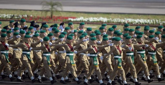 In a first, Pak's Sindh recruits women for anti-terror ops