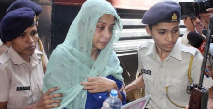 I was assaulted in jail; ready to testify to inmate's death: Indrani Mukerjea