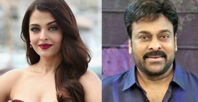 Reports of Aishwarya Rai Bachchan quoting Rs 9 crores for Chiranjeevi's film false?