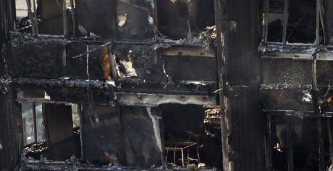 London: Police launch criminal probe into Grenfell Tower fire