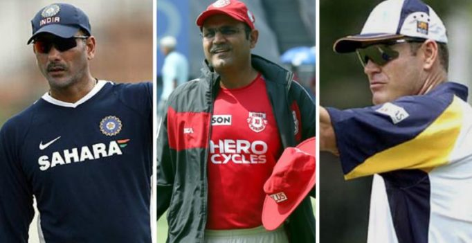 Shastri, Sehwag, Moody favourites to be appointed India head coach