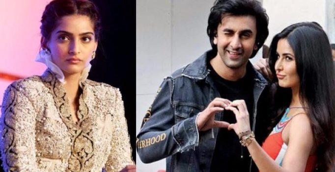 Sonam upset with Ranbir, feels calling Katrina a fashion icon is a publicity stint?