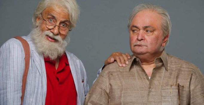 Their art is awe-inspiring, says Big B-Rishi Kapoor's 102 Not Out make-up specialist