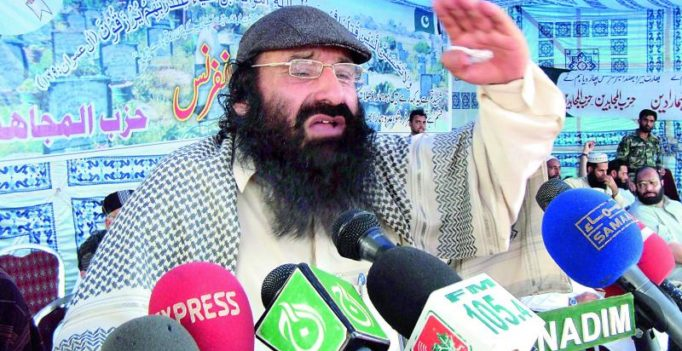 Pak dismisses Salahuddin as global terrorist, says it's US decision, not UN