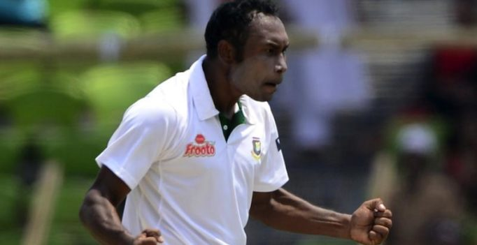 Bangladesh cricketer Mohammad Shahid accused of kicking pregnant wife