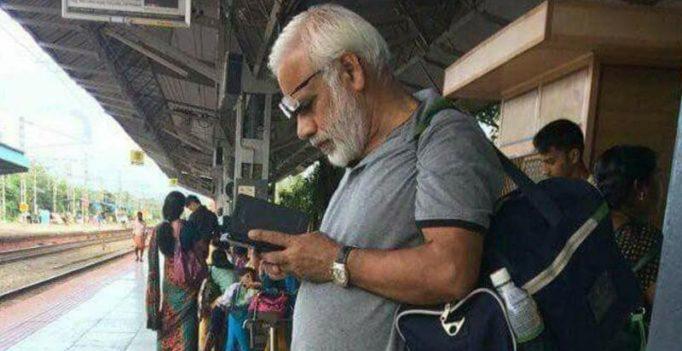 Making money off shaming PM wrong: Modi's lookalike on AIB meme