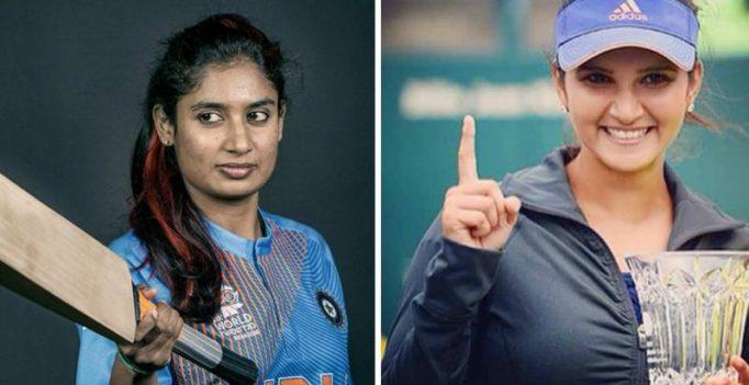 Mithali Raj 'incredible ambassador' for cricket, says tennis ace Sania Mirza