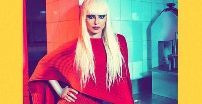 Blonde is the new sexy for Priyanka Chopra!
