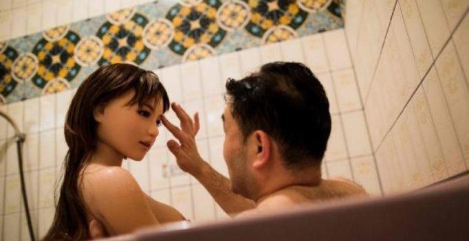 Japanese men increasingly taking to sex dolls for 'true love'