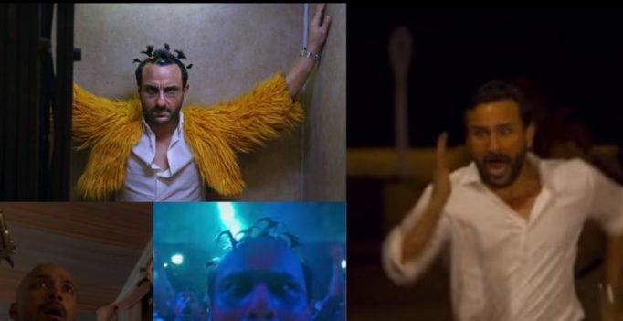 Kaalakandi teaser: Saif has lost it; the adrenaline junkie in him has gone haywire!