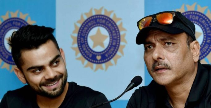 Suspense ends, Ravi Shastri is Team India coach till World Cup 2019