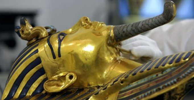 King Tut's wife finally found?