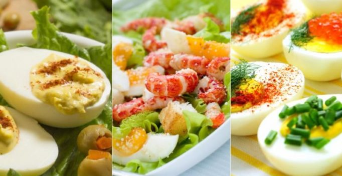 Five easy egg recipes to make your day!