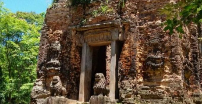 Ancient Cambodian temple is new UNESCO world heritage site