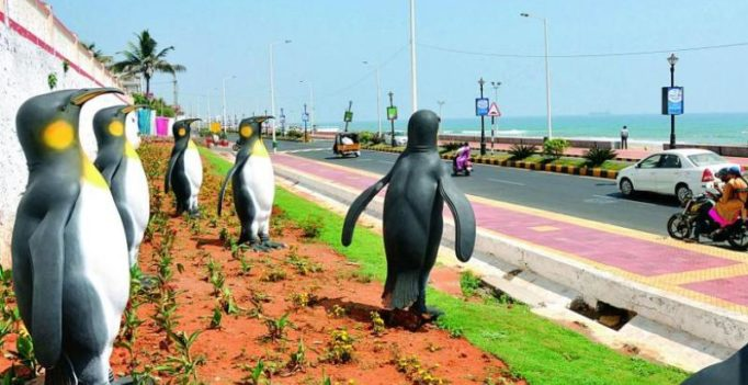 Rs 100-crore for development of Vizag Smart Streets