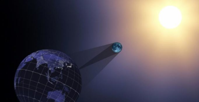 Professor creates an artificial eclipse to image extrasolar planets