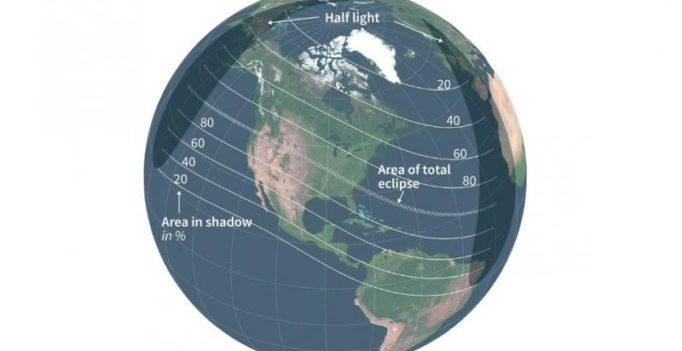 Facts about the US solar eclipse on August 21