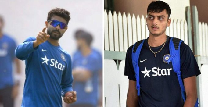 Axar Patel named suspended Ravindra Jadeja's replacement for 3rd Sri Lanka-India Test