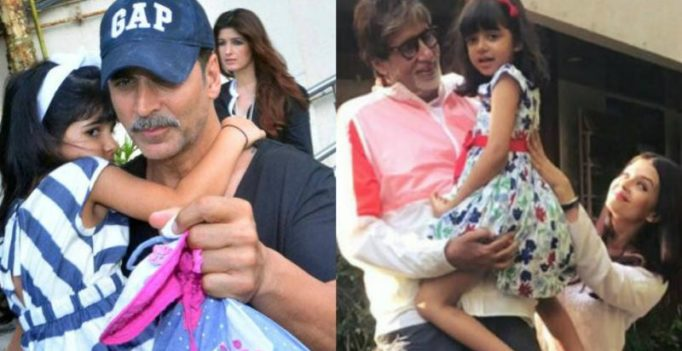 Exclusive: Paparazzi going too far in clicking star kids' pics? Akshay, Big B answer