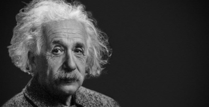 Rare signed photo of Albert Einstein sold for $125,000