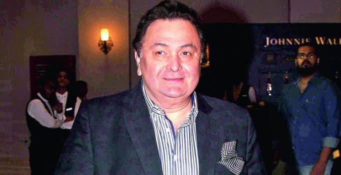 Family upset with Rishi Kapoor
