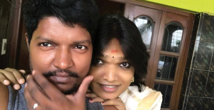 Thiruvananthapuram: Transgender couple faces death threats after marriage news