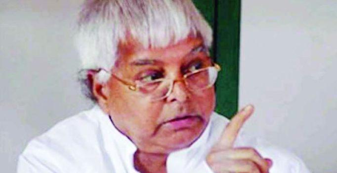 Lalu Yadav slams Nitish, says CM a 'turncoat' having dubious character