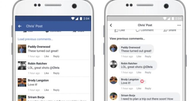 Facebook, Instagram get a new design change