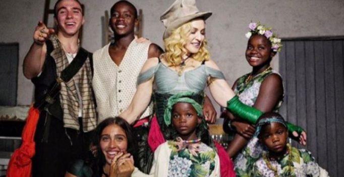 Madonna turns 59, takes children to Italy to celebrate