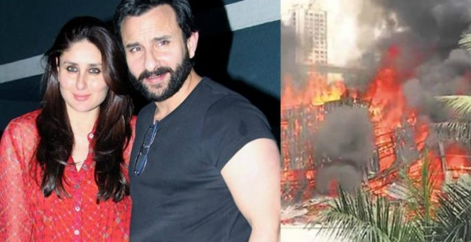 Exclusive: Kareena had quiet birthday as RK Studio fire has upset family, says Saif