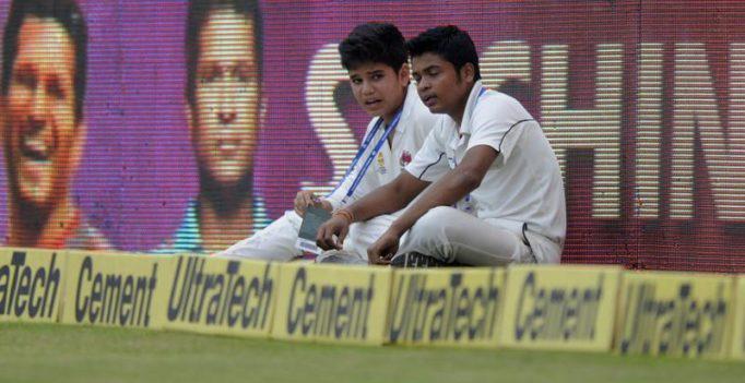 Sachin Tendulkar's son Arjun Tendulkar roped in Mumbai U-19 squad