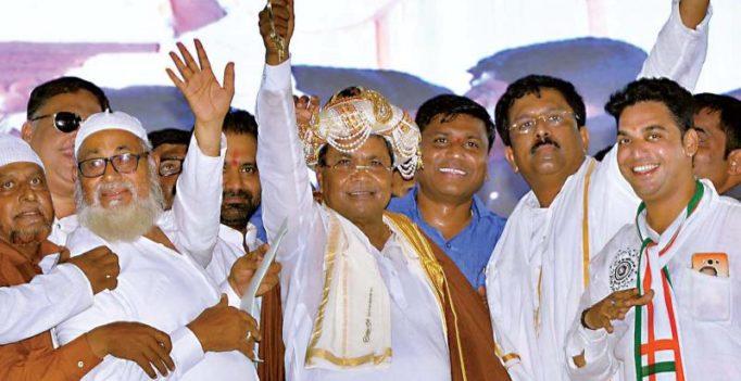 Amit Shah creating communal unrest in K'taka ahead of polls: Siddaramaiah