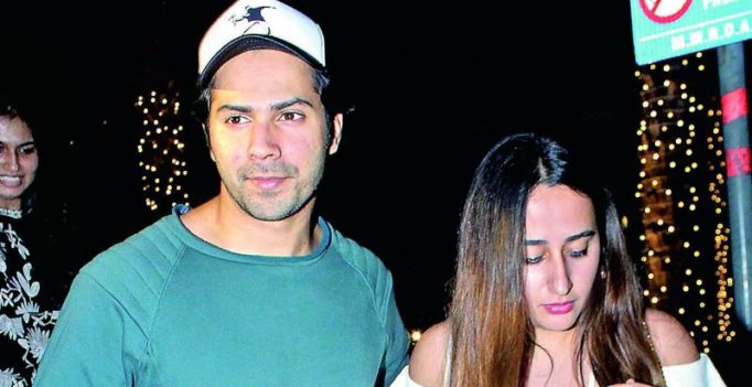 Natasha Dalal is possessive about beau Varun Dhawan
