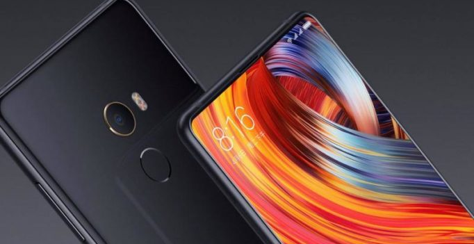Xiaomi unveils Mi Mix 2 with smaller screen, 8GB RAM in ceramic unibody variant