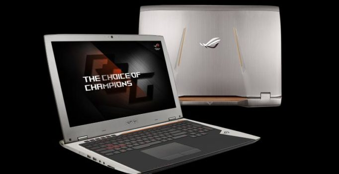 ASUS launches ROG G701 in India for Rs 3,49,990