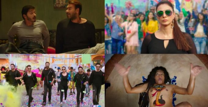 Golmaal Again trailer: Promises to be everything the franchise stands for