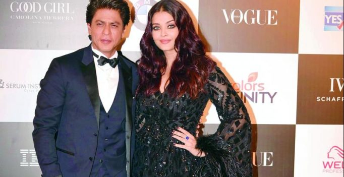 Aishwarya-Shah Rukh Khan bond again