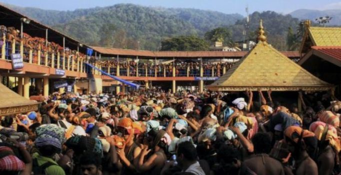 Ban on women's entry in Sabarimala temple: SC refers case to larger bench