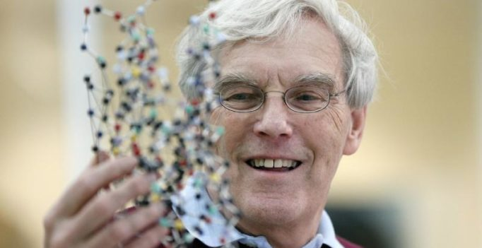 Nobel-winning technique like 'Google earth for molecules'
