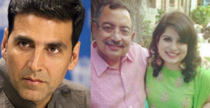 Akshay's sexist joke on Mallika Dua gets flak, her father calls him 'cretin'