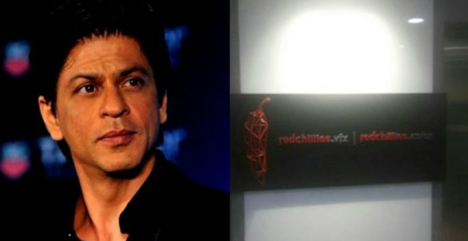 Shah Rukh's production house cafeteria termed illegal, BMC demolishes it