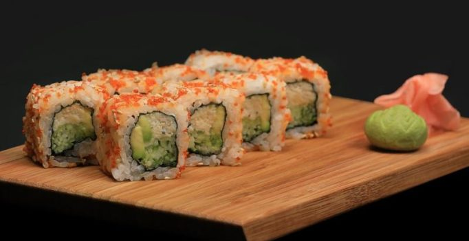 London sushi bar with nine seats wins third Michelin star