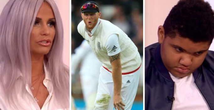 Ben Stokes apologises for mocking Katie Price's disabled son, loses contract