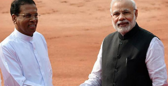 India eyes airport in Sri Lanka, near Chinese Belt and Road outpost