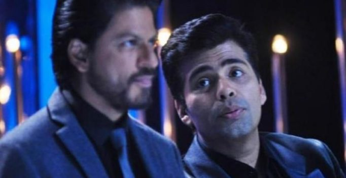 May our partnership flourish: SRK on working with Karan Johar