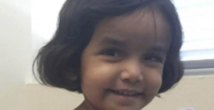 Police clueless on 3 years old Indian girl's disappearance in US