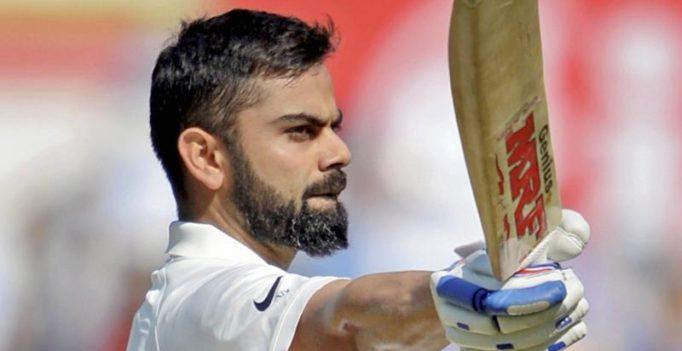 Virat Kohli breaks records, goes past Ricky Ponting, Graeme Smith, Sunil Gavaskar