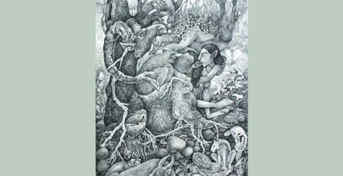 Artsy allegories of the zodiac